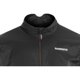Shimano Compact Jas Heren zwart